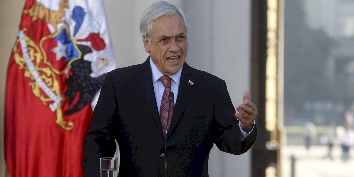 """""""Hay quienes causan daños y las sacan peladas"""": Piñera anuncia que en los próximos días ingresará proyecto para modificar Ley de Arriendo"""