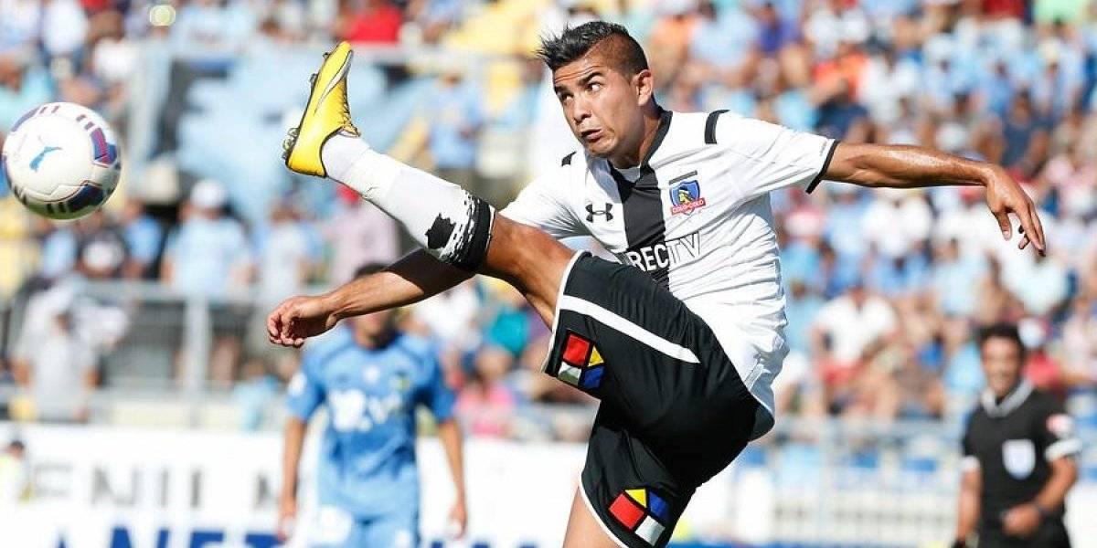 Felipe Flores se juega su última carta con Colo Colo para evitar que le quiten su casa