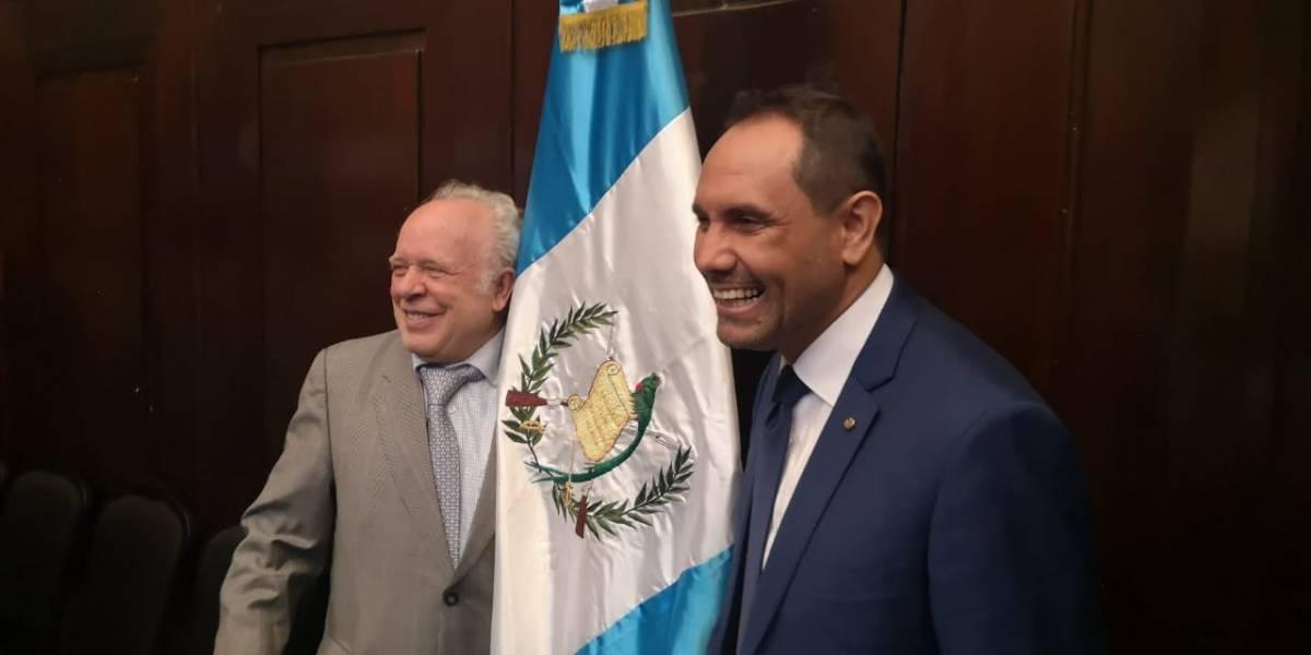 Félix Serrano y Murphy Paiz serán presidentes de comisiones de postulación de magistrados