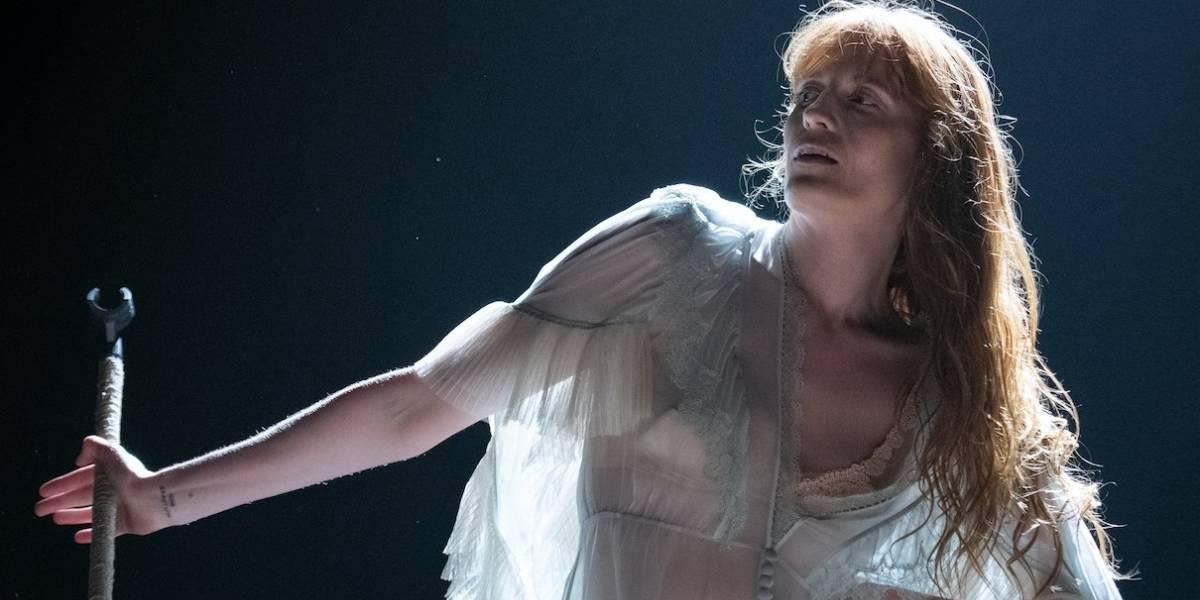 Florence + The Machine están listos para sus shows en México