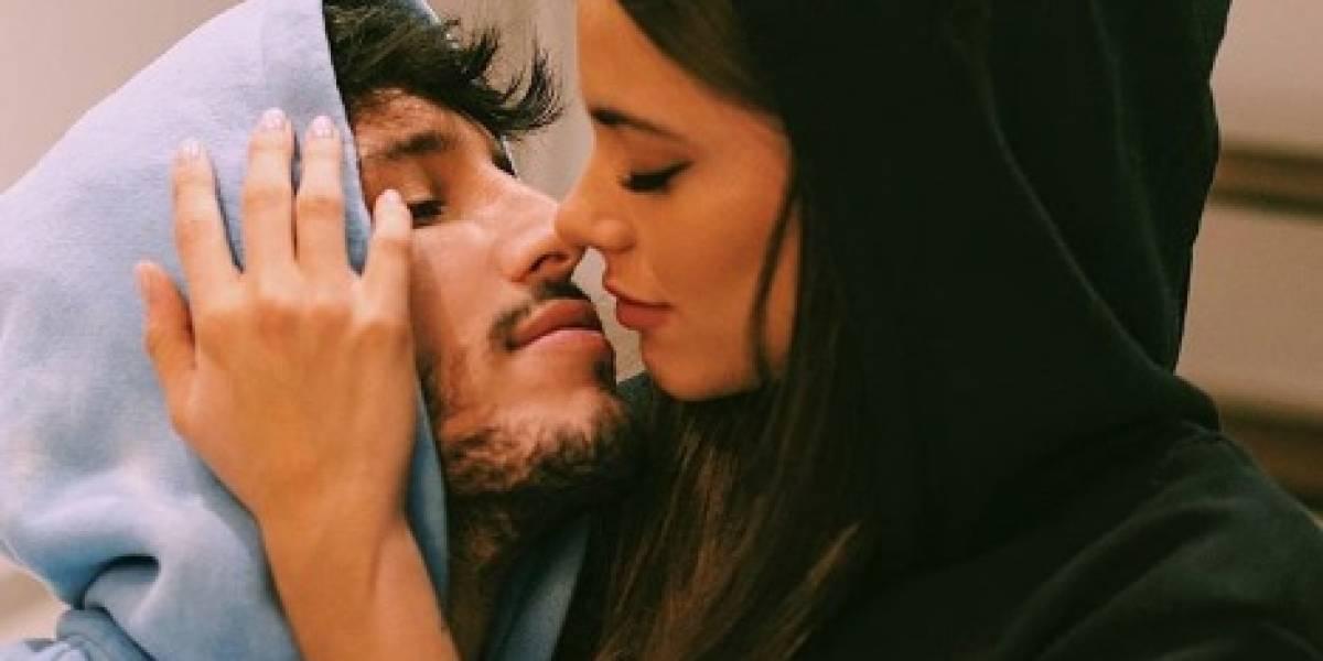 Sebastián Yatra y Tini Stoessel, más enamorados que nunca