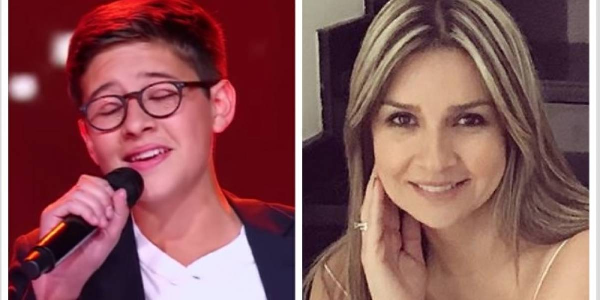 Hijo de Vicky Dávila vuelve a ser tendencia en redes por esta foto