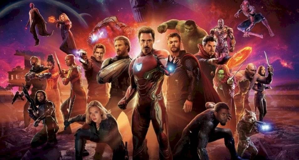 Avengers Internet
