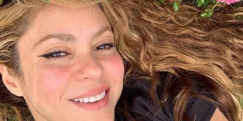 ecaac346ddf3 De cantante a diseñadora! Shakira se muestra en traje de baño que ...