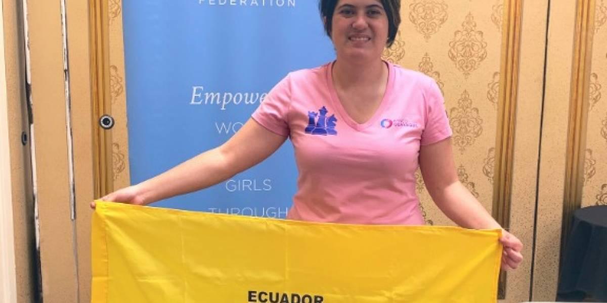 Carla Heredia logró segundo lugar en el US Women's Open en Las Vegas