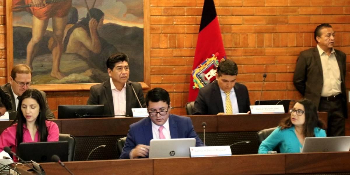 Concejo Metropolitano pide a Guagua Centros que presente denuncias de maltrato en Fiscalía