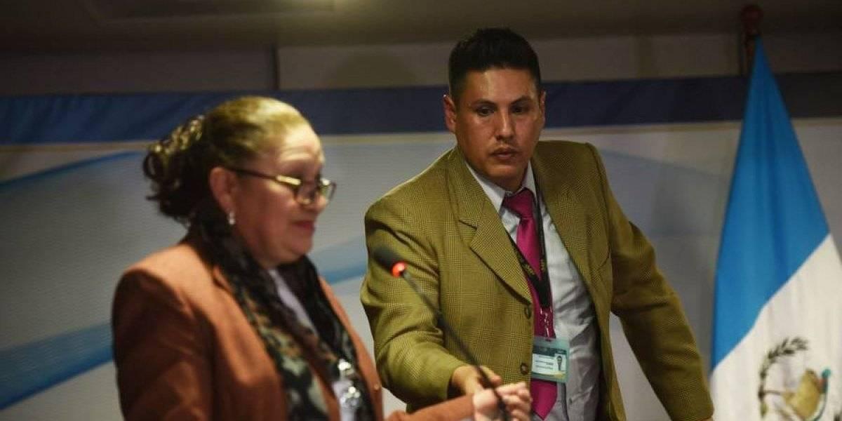Jefe de Fiscalía de Delitos Electorales fue amenazado