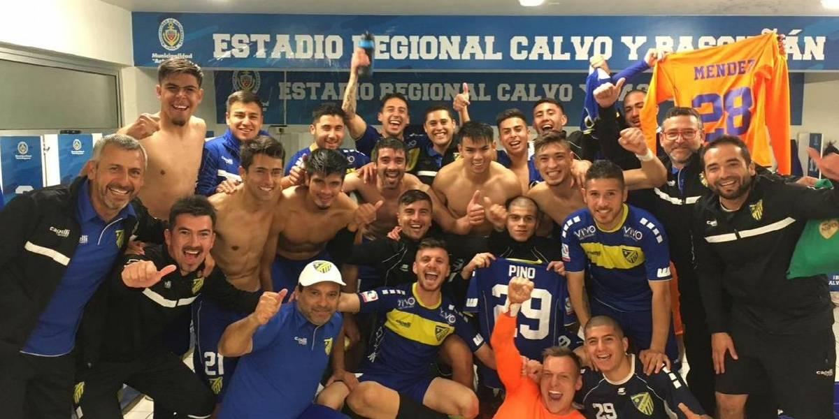 Los clubes de Primera B siguen dando la sorpresa en la Copa Chile