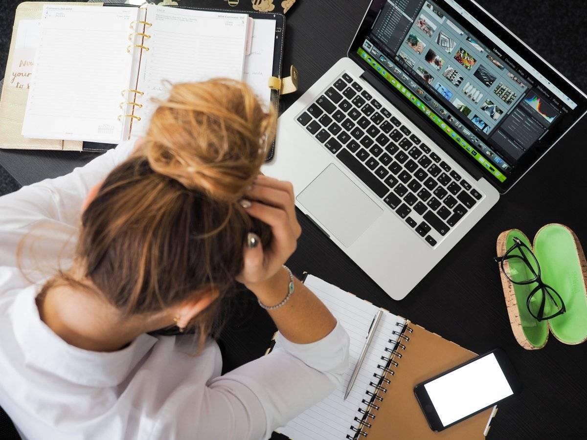 teletrabajo y estrés