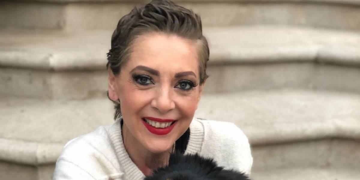Televisa despidió a Edith González por estar embarazada