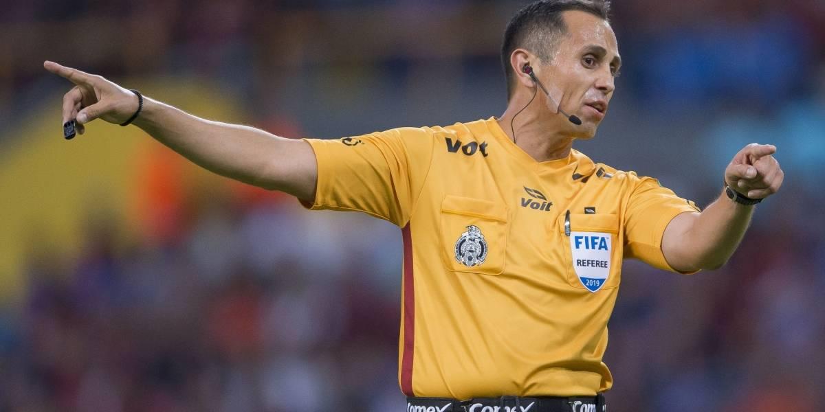 Luis Enrique Santander designado para la final de Toulon