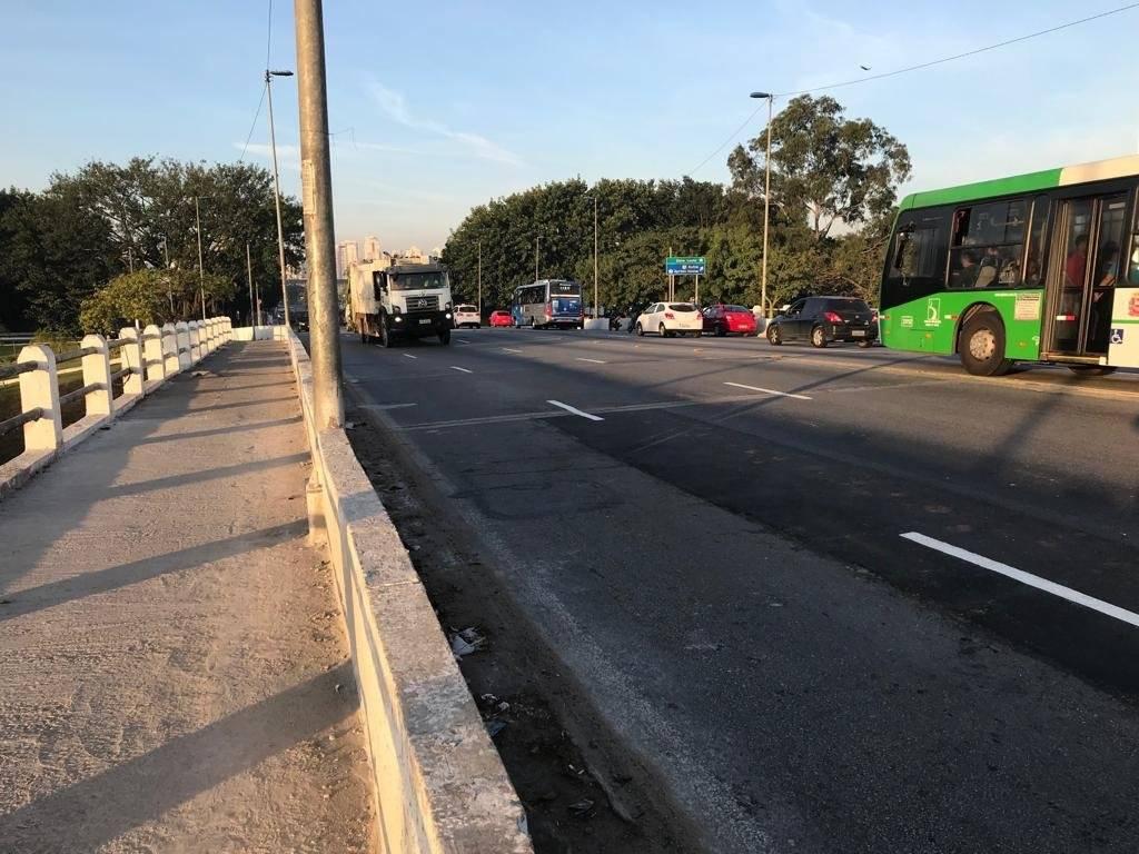 Lliberado o tráfego de veículos na Ponte da Freguesia do Ó