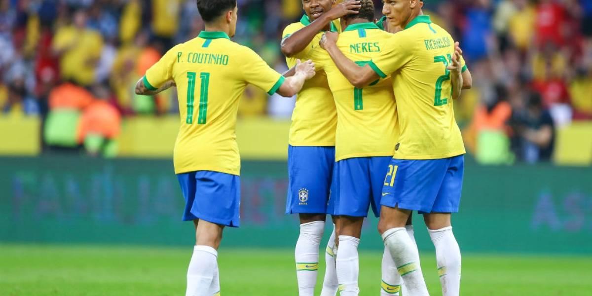 Brasil sale a saldar su deuda en casa en la Copa América sin su astro Neymar