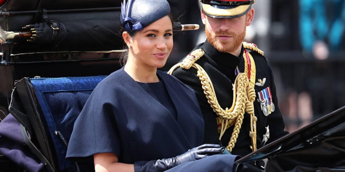 El príncipe Harry, señalado de serle infiel a Meghan Markle con esta espectacular modelo