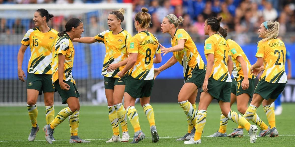 Brasil perdió su primer partido en grupos de un Mundial Femenino después de 24 años