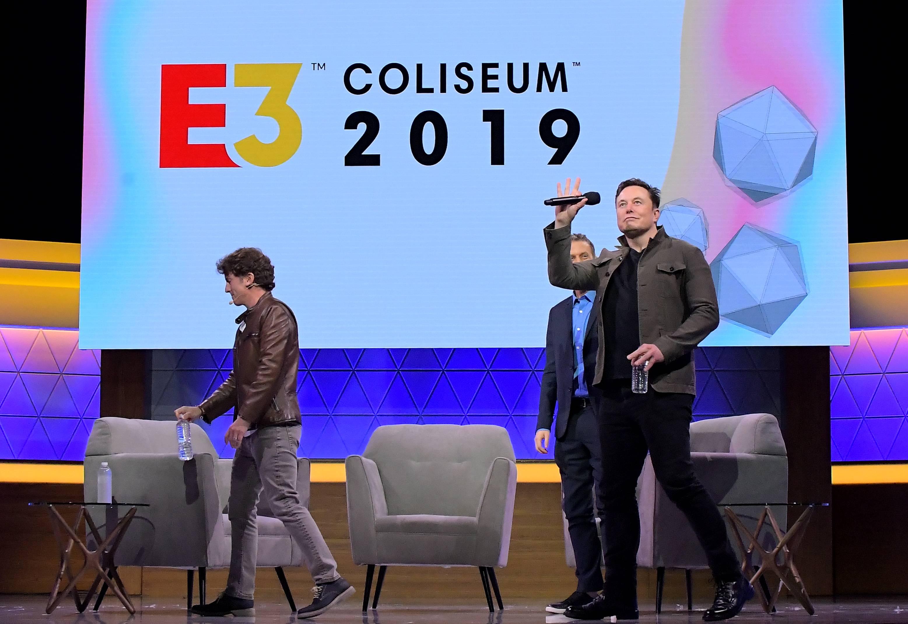 """Elon Musk en E3: """"o la humanidad se extingue, o los videojuegos serán indistinguibles de la vida real"""""""