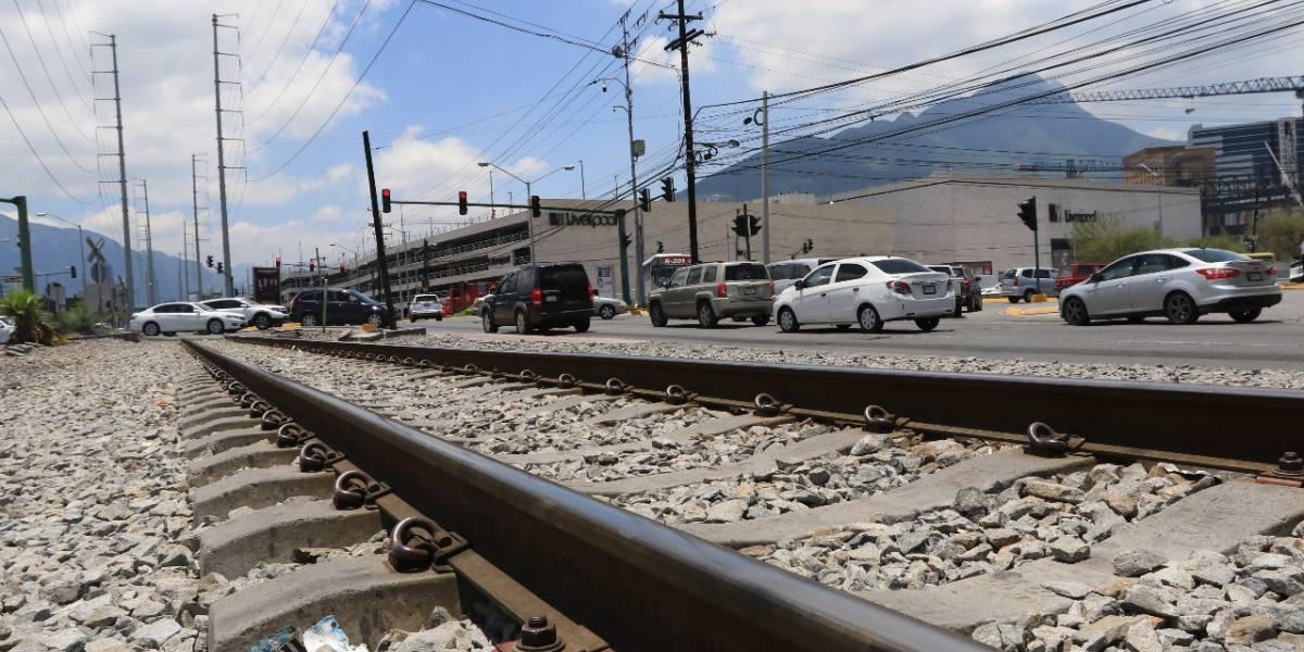Avanza el proyecto del tren ligero en Nuevo León