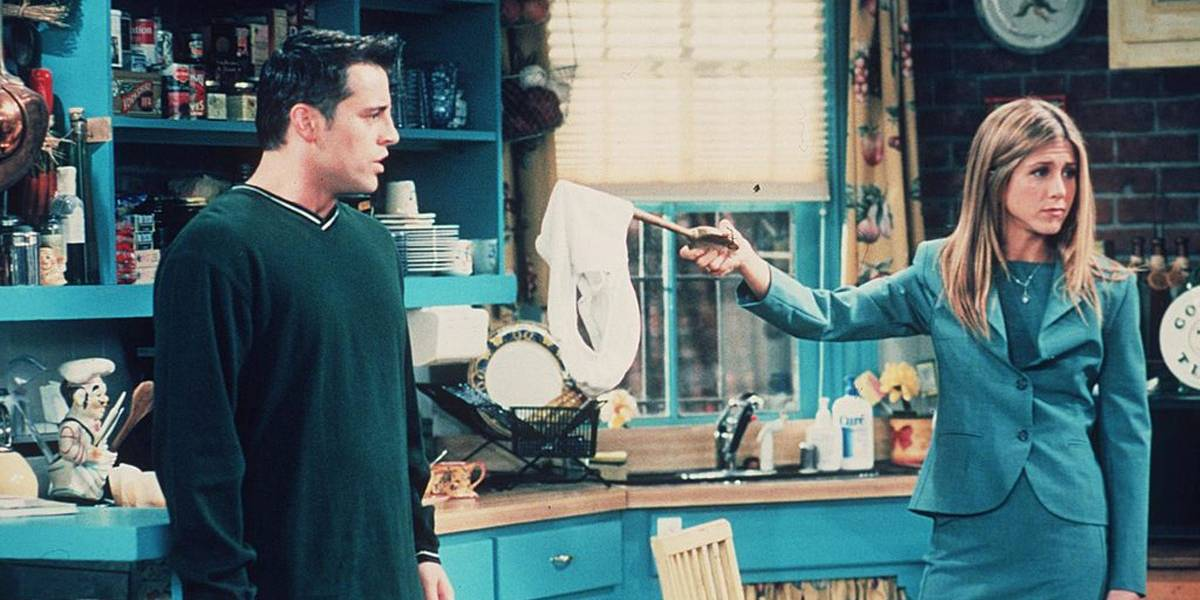 Valeu, Joey! Jennifer Aniston diz que sairia com Matt LeBlanc na época de Friends