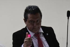 Juez Pedro Lainez.