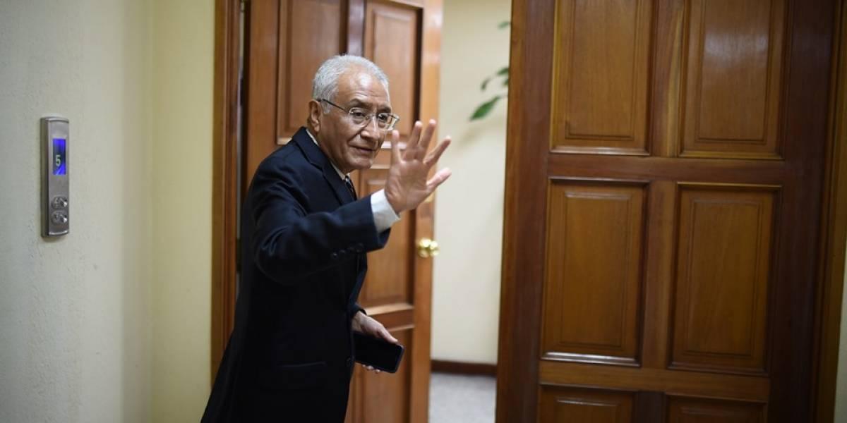 """Solórzano: """"Los guatemaltecos no solo deben votar, sino elegir"""""""