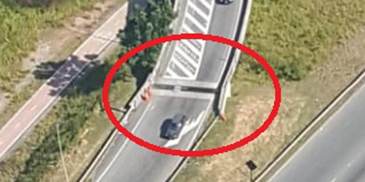 Buraco na alça da avenida Jacu-Pêssego preocupa motoristas