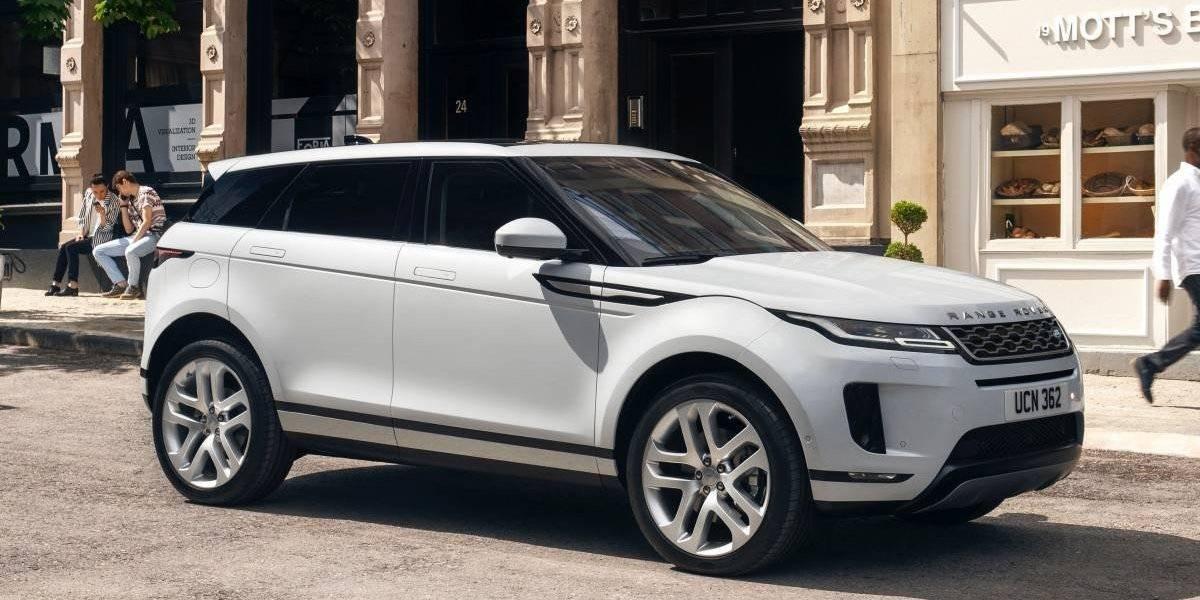 Máxima calificación de seguridad para el Range Rover Evoque en Europa