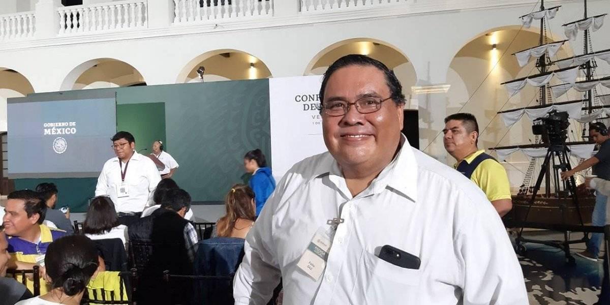 """Liberan al periodista Marcos Miranda; """"para mí que me iban a dar piso"""", dice"""