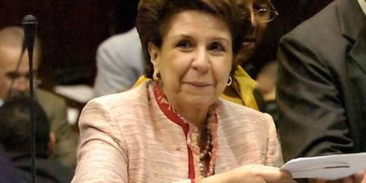 Fallece Licelott Marte, exdiputada y expresidenta de la Cámara de Cuentas
