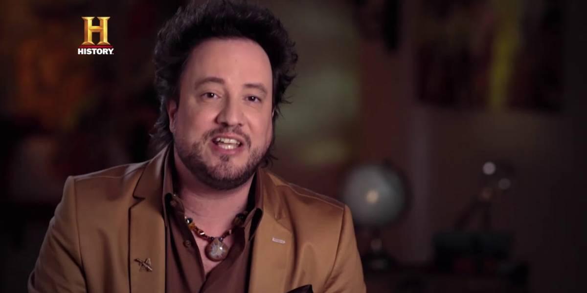 """José Maza contra History Channel: """"Tienen un chiflado que se peina con champú al viagra hablando de alienígenas ancestrales"""""""