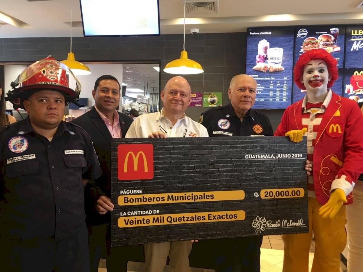 McDonalds El Rancho