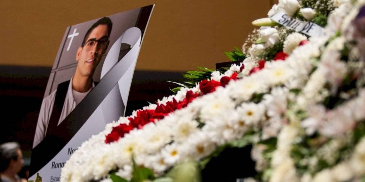 Sábana roja, prueba principal para esclarecer homicidio de Norberto Ronquillo