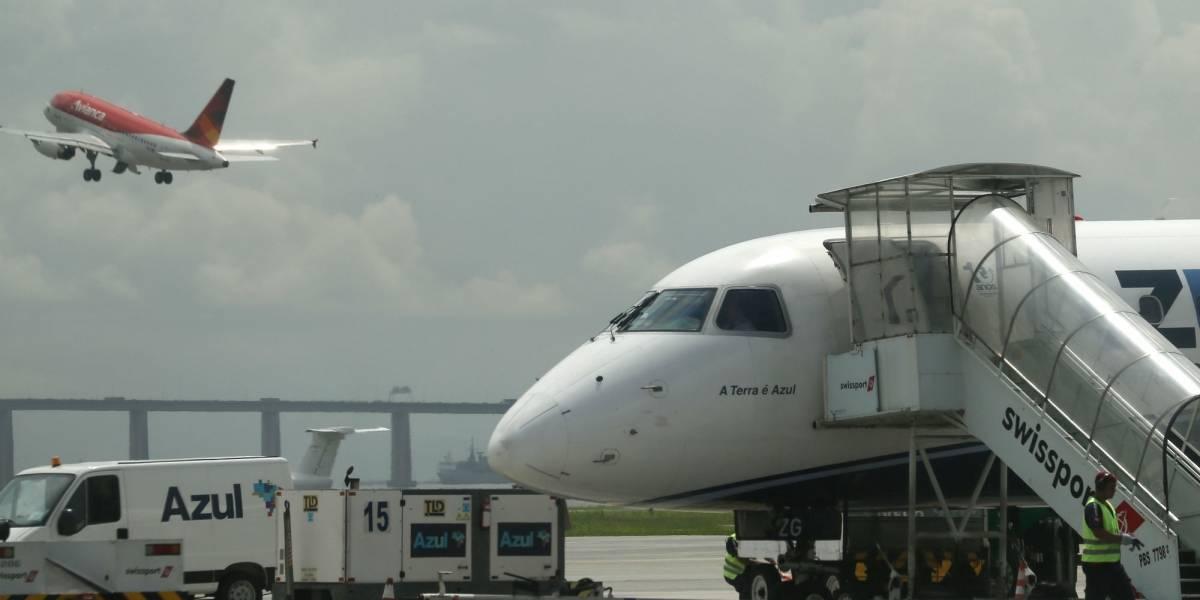 Azul anuncia voos extras para datas festivas do segundo semestre