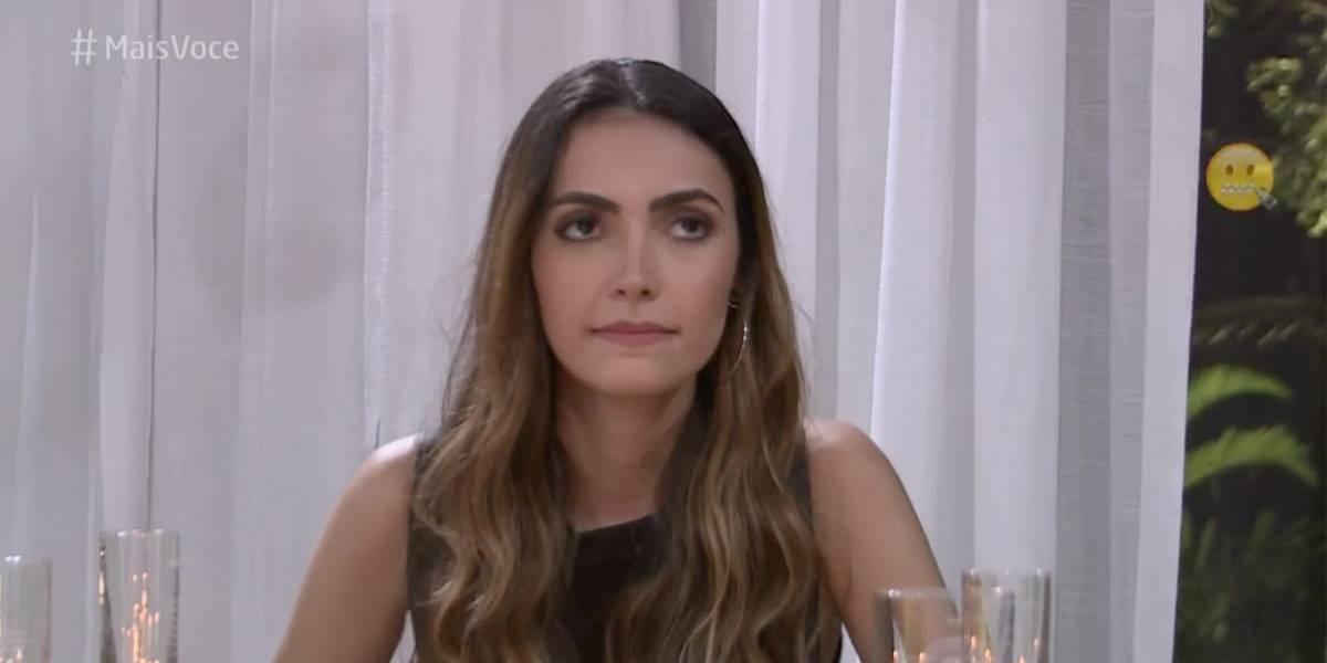 Mulher se pronuncia após jantar desastroso de Dia dos Namorados no Mais Você