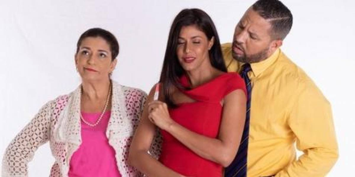 "Obra ""Esta noche me embarazo"" continúa este fin de semana en la Sala Ravelo"