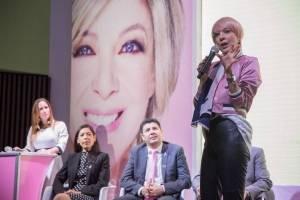 Edith González anunció que había ganado la batalla al cáncer de ovario
