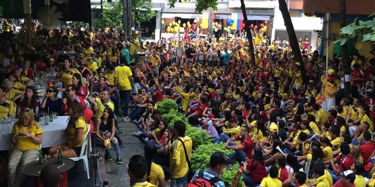 Medellín se prepara para vivir la pasión por la Selección Colombia en la Copa América