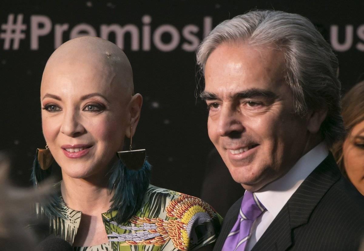 Edith González anunció que había ganado la batalla al cáncer de ovario Internet