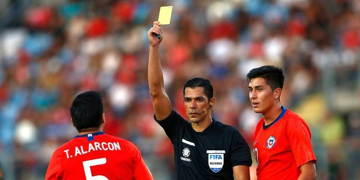 Árbitro paraguayo será el encargado de dirigir el debut de Chile ante Japón en Copa América