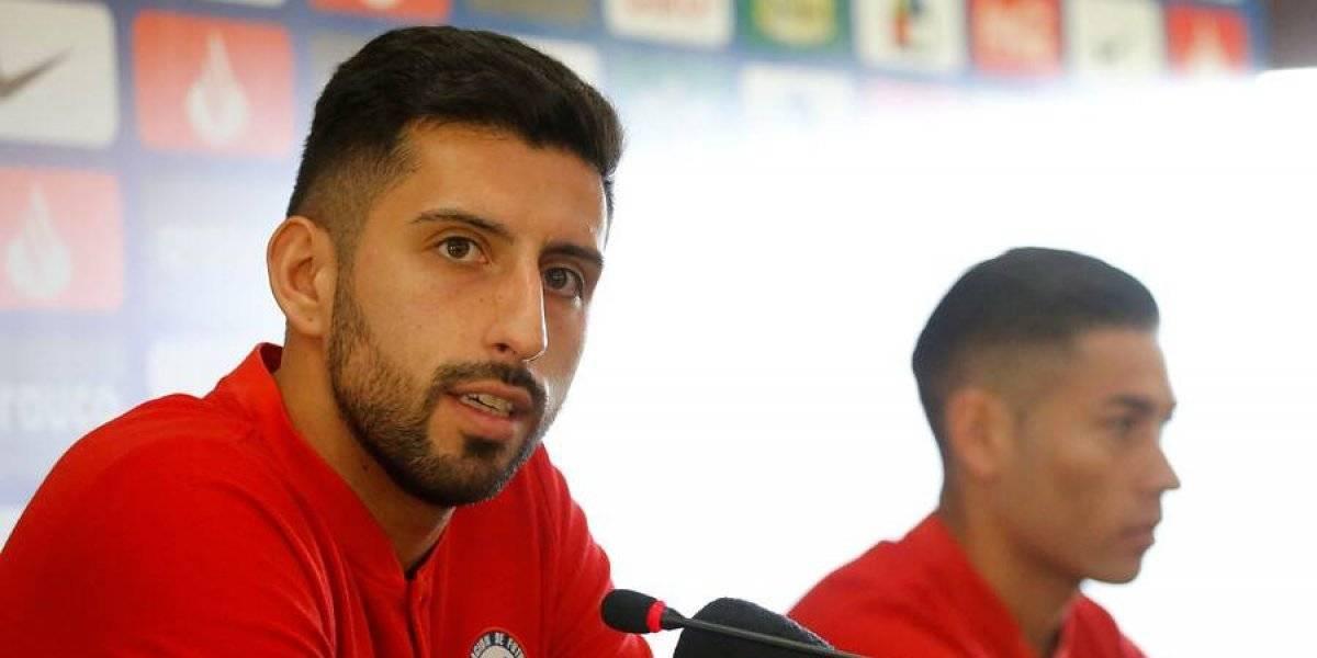 """""""Mucha pierna fuerte"""": La advertencia de Maripán para el debut de la Roja en la Copa América"""