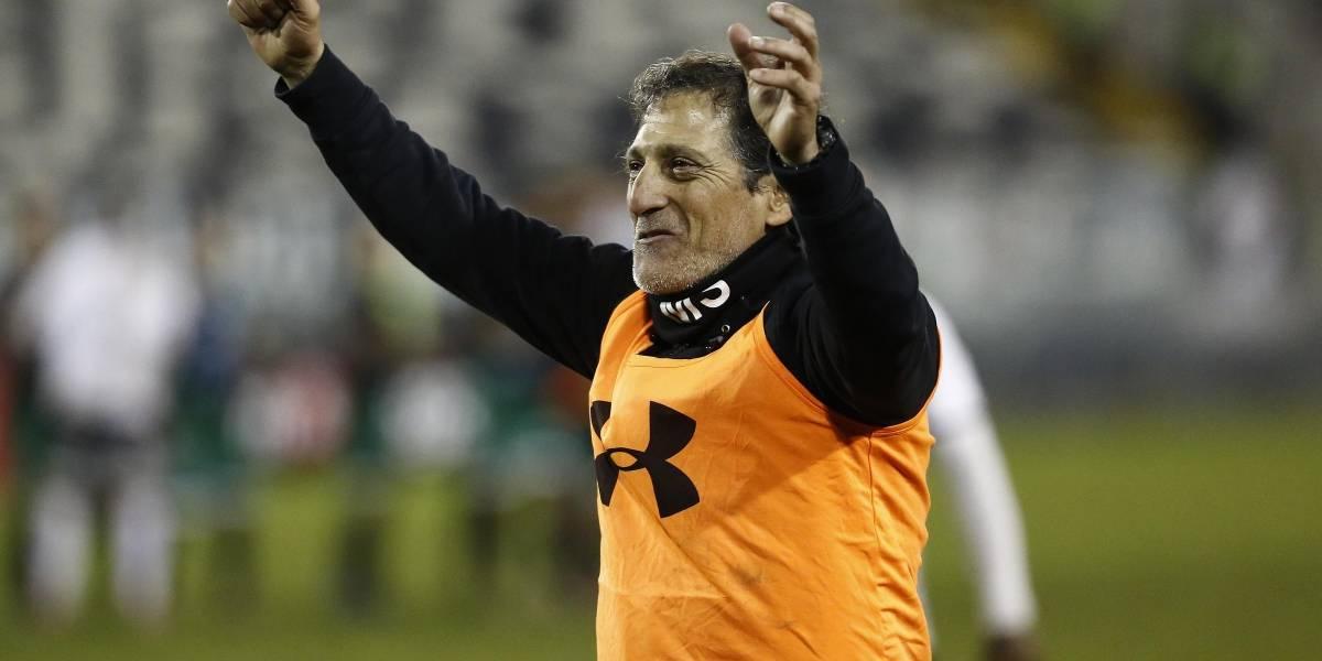 """Mario Salas tras clasificar con Colo Colo: """"Mientras yo esté aquí el fin no justificará los medios"""""""