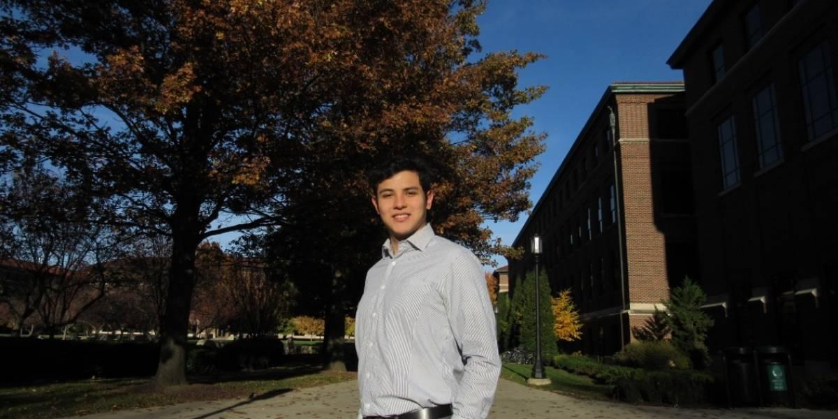 El primer colombiano en ganar una beca Erasmus por su investigación de energías renovables