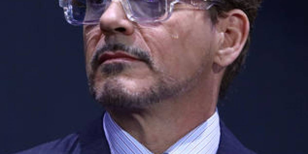Robert Downey Jr. se quiere transformar en el Tony Stark de la vida real