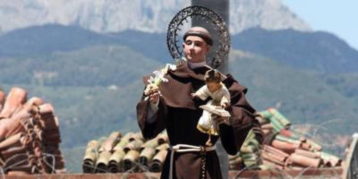 El 13 de junio y las leyendas de San Antonio