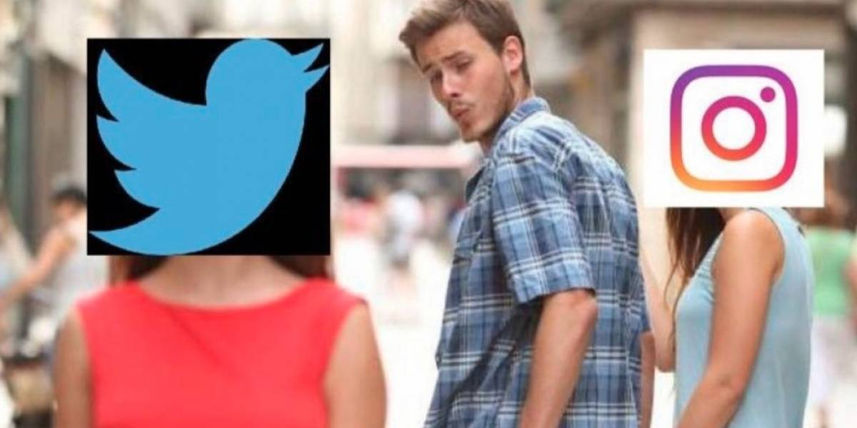 Instagram se cae y se llena de memes Twitter