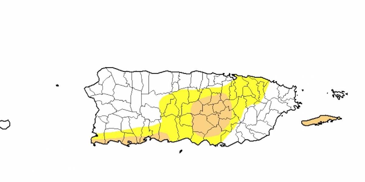 Norte y este de la isla siguen fuera de niveles de sequía