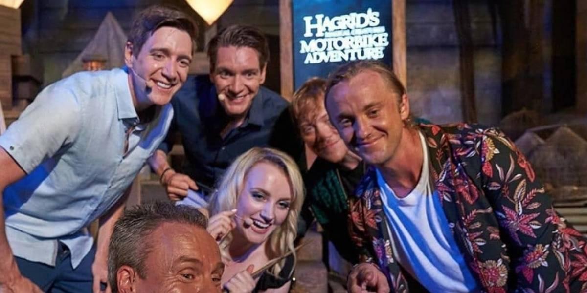 Alucina con la nueva atracción de Harry Potter en Universal Studios