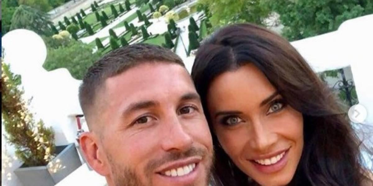A la boda de Sergio Ramos y Pilar Rubio no podrán ingresar menores y los tatuajes son un requisito