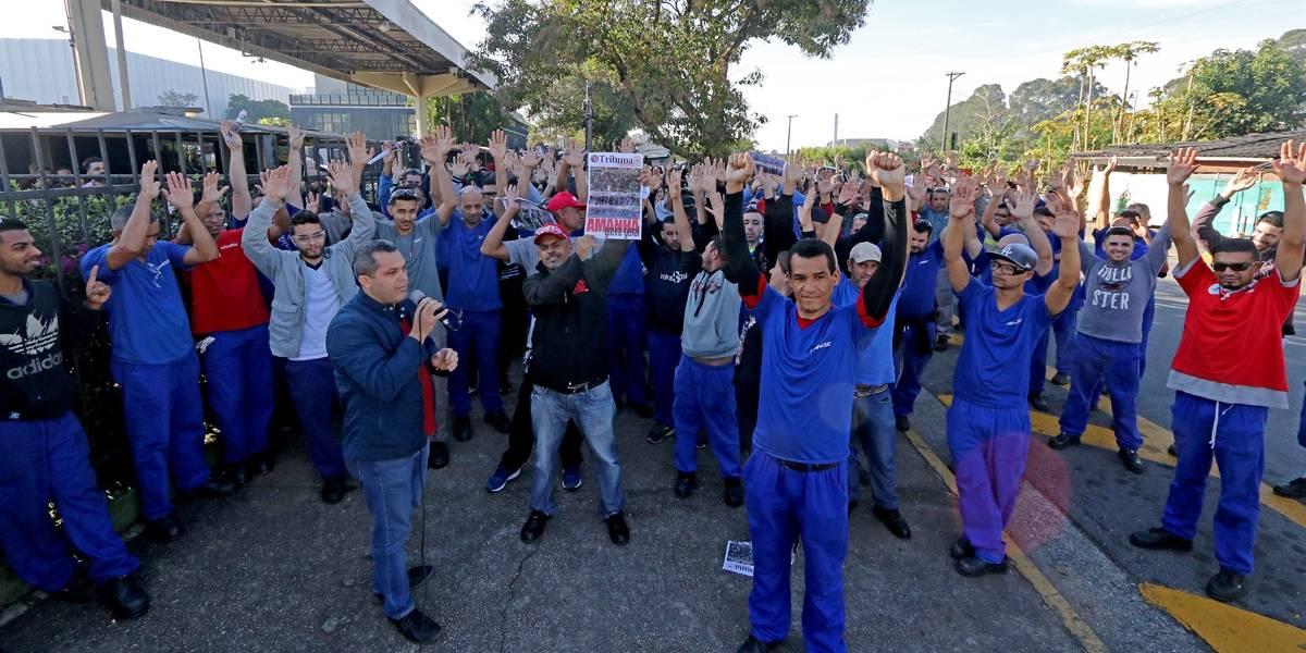 Greve Geral: Metalúrgicos não farão ato no ABC e orientam trabalhadores a nem saírem de casa