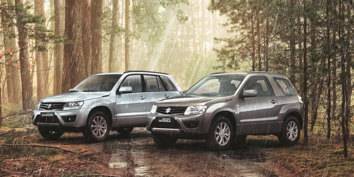 Suzuki potencia sus modelos para afrontar el invierno