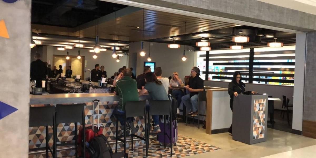 Metropol abre sus puertas en el Aeropuerto Luis Muñoz Marín